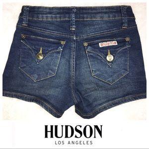 HUDSON 10 Girls Denim Shorts